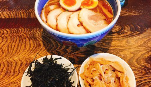 成田市飯田町にある中華そば麦家(ばくや)の味がいつ食べても神ってる件