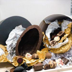 ギフト用のチョコレート