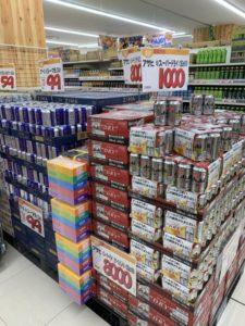 ロピア成田店ビール