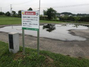 水の遊び場