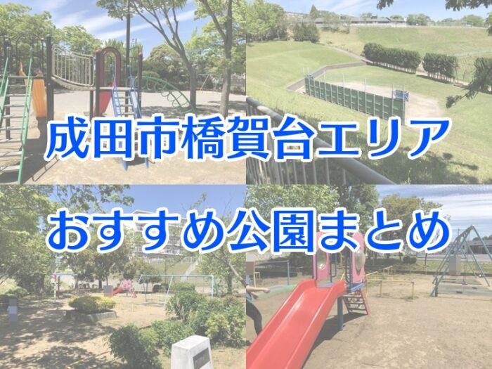 成田市橋賀台エリアおすすめ公園まとめ