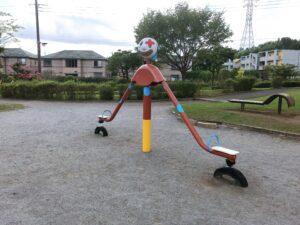 公園にある遊具