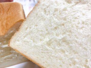 食パンの断面図